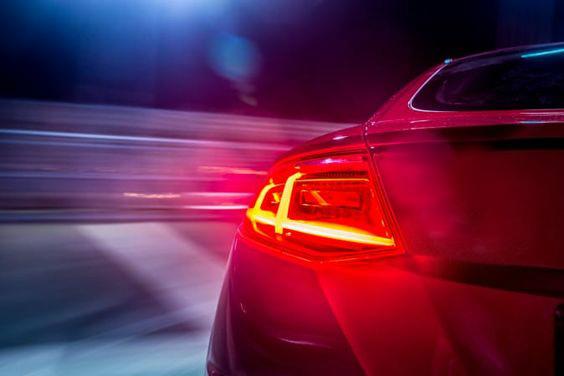 dodge-red-car-light
