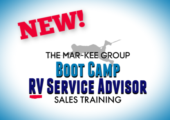 The Mar-Kee Group Offers Online Boot Camp Training Specifically for RV Service Advisors